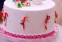chrismas cake ideas