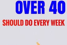 Over 40 exercise