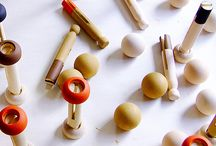 Clothespin & Peg people