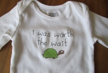 Slugs and snails and puppy dog tails / Baby boy on the way!! / by Meredith Glynn