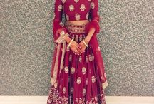 Indian Wedding Guest Outfit