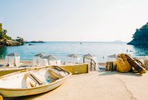 lerici beaches / travel