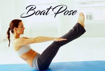 Boat Pose Step by Step