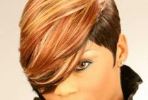 Hairstyles / Quick weave