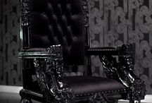 Rental Thrones / Specialty chairs available to rent