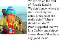 The Shellies Investigate / Searching for clues and fun!