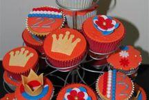 Doe-tips Koningsdag / Een bord vol inspiratie om uw (gast)kinderen voor te bereiden op Koningsdag