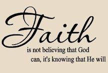 *Growing my Faith!*