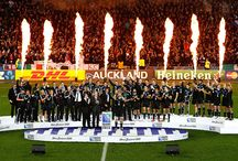 NZ All Blacks Rugby Team / by Down Under Endeavours