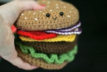 CHEEBBOARD / Cheeseburger theme for Cheebs / by Jenn Bress