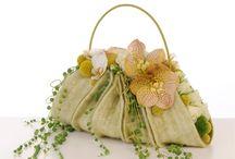 Inspiratie bloemwerk tasje