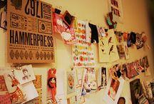 art space (for Mel) / by Tasha