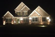 Architectural and landscape lighting / Lighting systems for your landscape and outdoor living spaces add beauty and security to your home or office.