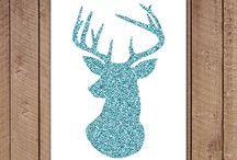 deer antlers / by Denise Grise