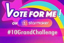 StarMaker $10k Challenge
