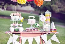 Picnic baby shower