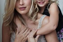 Family Portraits / Mother and Daughter, Siblings