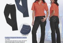 Ladies Stretch Jeans