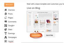 Blog Tutorials & Tools