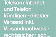 kndigung telekom muster - Kundigung Telekom Muster