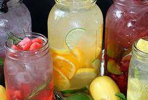 nyári italok vitamin