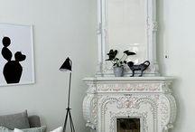 ♥ Inredningsdetaljer / Interior Details
