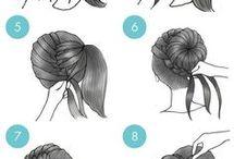 peinados mediaj en peinados empeñar