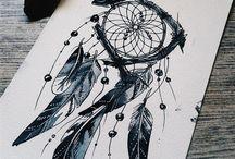 Tattoo ide dreamcatcher
