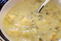 Soups / by Jen Barrett Designs