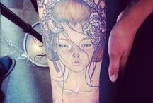 Tattoos  / by Kelly Bollinger