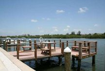 Florida Waterfront Living / If you've ever wanted to live on the waterfront, Florida is the place for you!