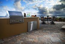 Outdoor Kitchens & BBQ Islands in San Diego & Orange County, Ca / Installation of Outdoor Kitchens & BBQ Islands in San Diego & Orange County, Ca