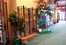 Alice in Wonderland   Event Decor and Props / Alice in Wonderland Theme Event Decor and Props, built and designed in house by Sixth Star Entertainment. www.sixthstarentertainment.com 954-462-6760