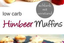 LowCarb Muffins süß oder herzhaft