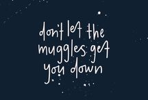 Harry potter quotes☇