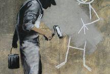 Graffiti/street-art