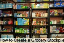couponing and stockpiling