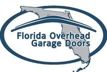 About Us / Florida Overhead Garage Doors Specializes in garage door repair, installation and service.