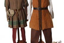 Barrandov Fundus Gothic costumes samples