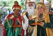 Three Wise Men/ Santos Reyes 2017