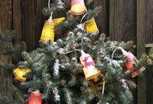 DIY│Weihnachten / Kuschelige Weihnachtslichter, selbstgemachte Kugeln für den Tannenbaum, Ideen für Ihre Weihnachtstafel - mit unseren DIY Tipps erstrahlt ihre Wohnung in neuem X-Mas Glanz.