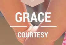 grace and courtesy
