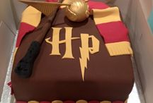 Harry Potter Inspired Cakes
