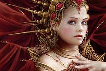 fantasy - Maxine Gadd
