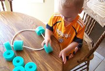 Busy Toddler Activities / by HomespunSprout