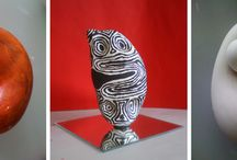 Sculpture / by Erin Van Horne