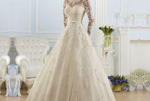 Vestidos de novia maravillosos
