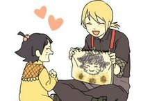 Inojin and Himawari