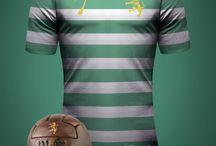 maillot de foot vintage