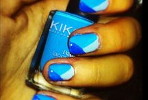 Nails / Manicuras realizadas por mi.